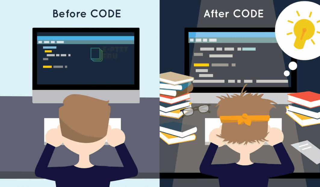 Kinh nghiệm học lập trình online
