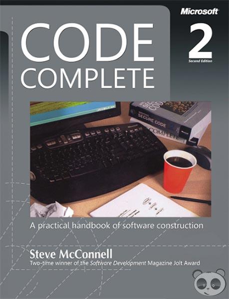 sách lập trình Code Complete 2