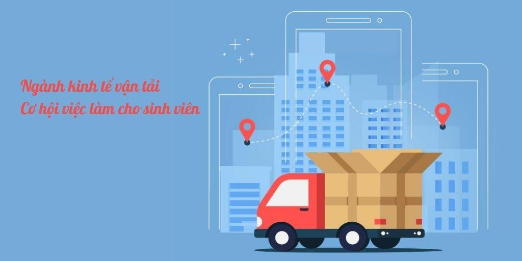 Ngành kinh tế vận tải là gì
