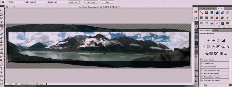 panorama là gì
