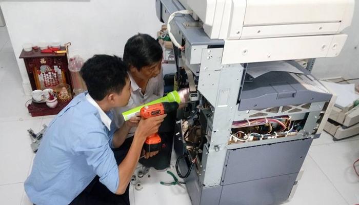 Tiềm năng của nghề sửa máy photocopy