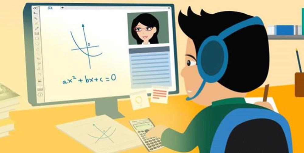website dạy học online