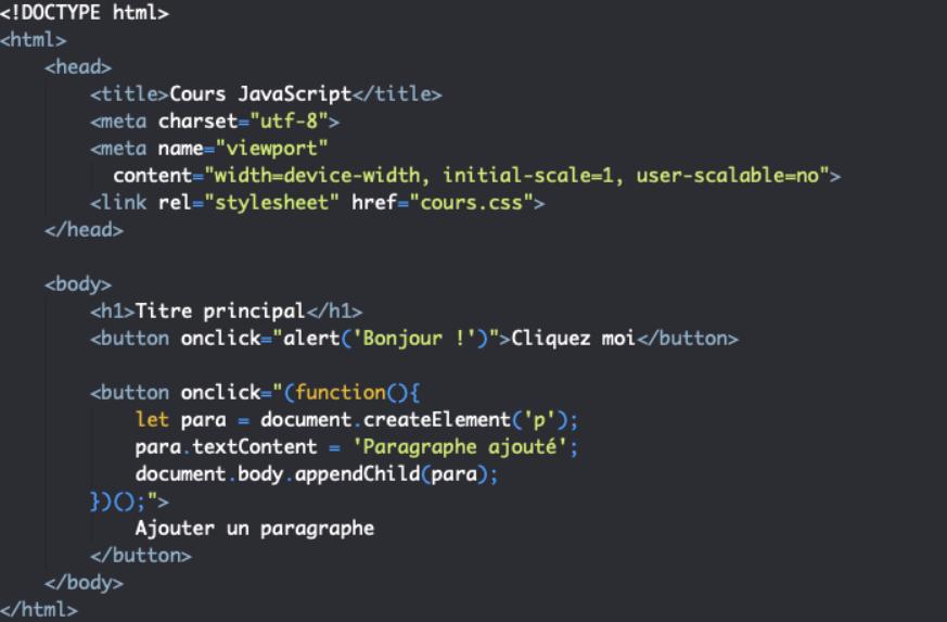 Ngôn ngữ JavaScript