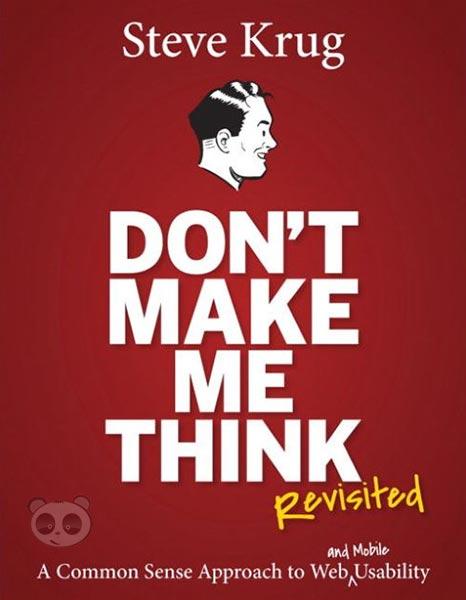 sách lập trình Dont Make Me Think