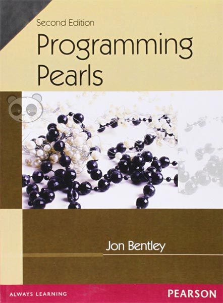 sách lập trình Programming Pearls