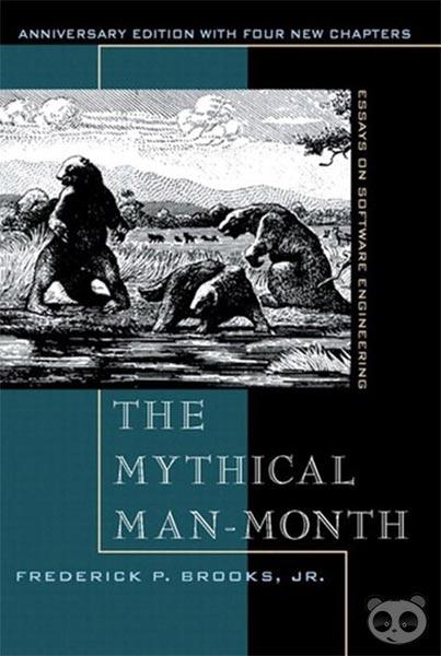 sách lập trình The Mythical Man-Month