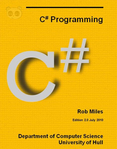 Yellow Book C# Programming Book